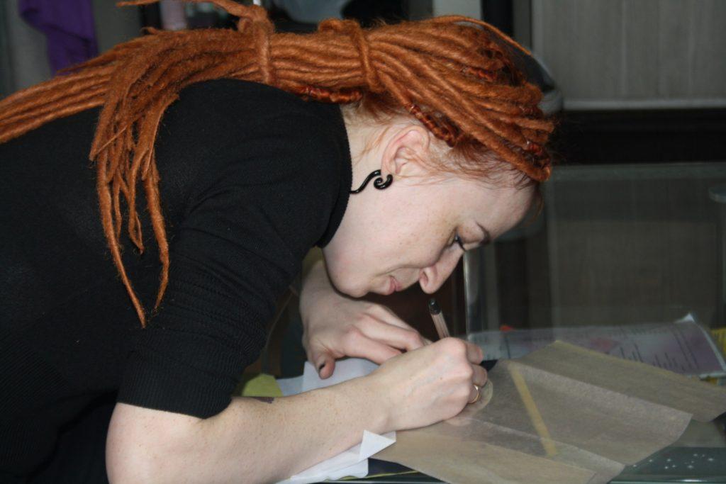 Анна АХМЕТОВА