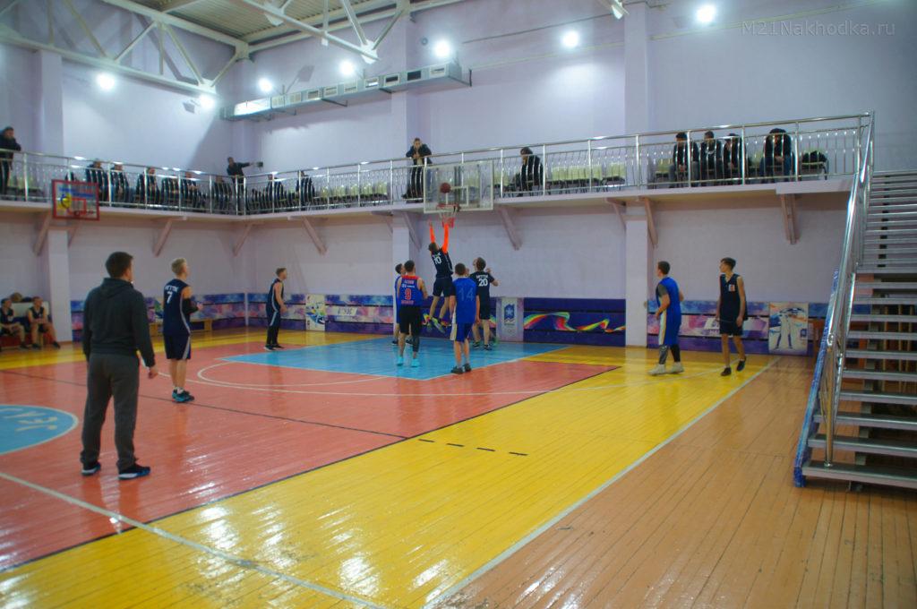 Баскетбольные баталии в филиале ВГУЭС, фото 1