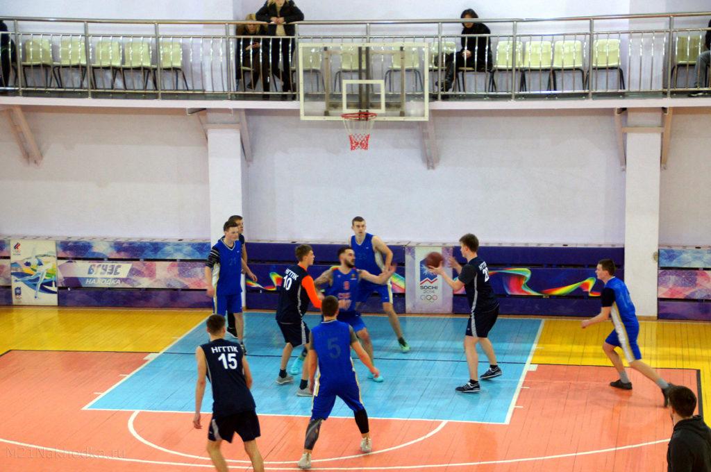Баскетбольные баталии в филиале ВГУЭС, фото 2