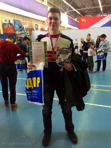 В городе Артёме Находкинские спортсмены заняли призовые места..., фото 2