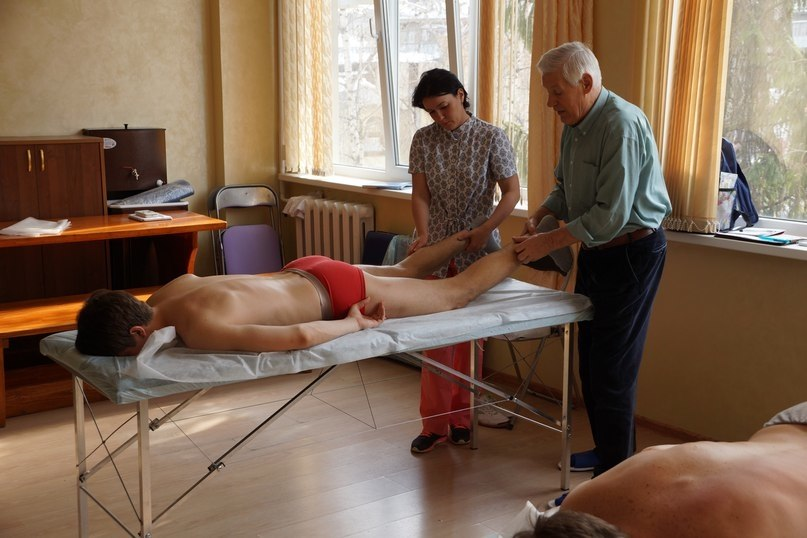 Вероника БУСЛЕНКО, массажист, фото 2