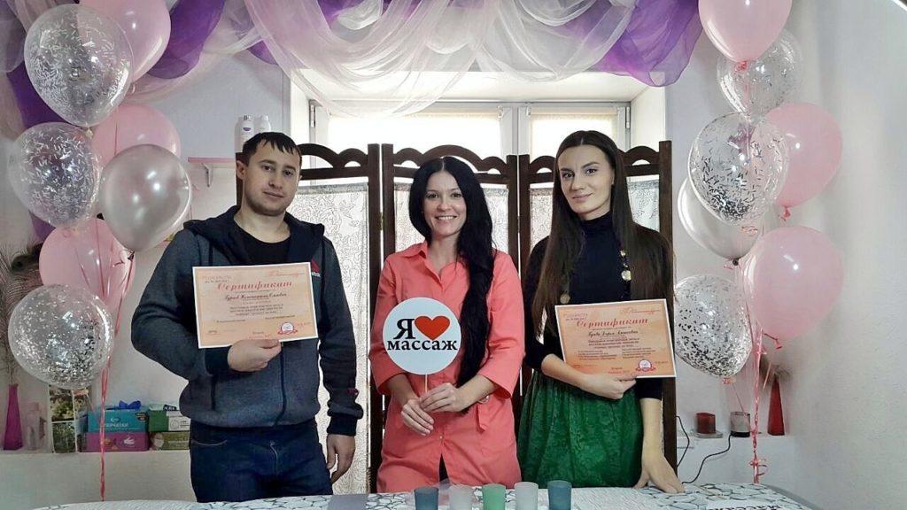Вероника БУСЛЕНКО, массажист, фото 3