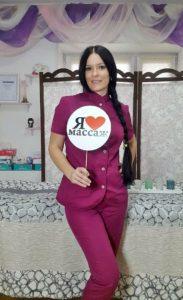 Вероника БУСЛЕНКО, массажист, фото 5