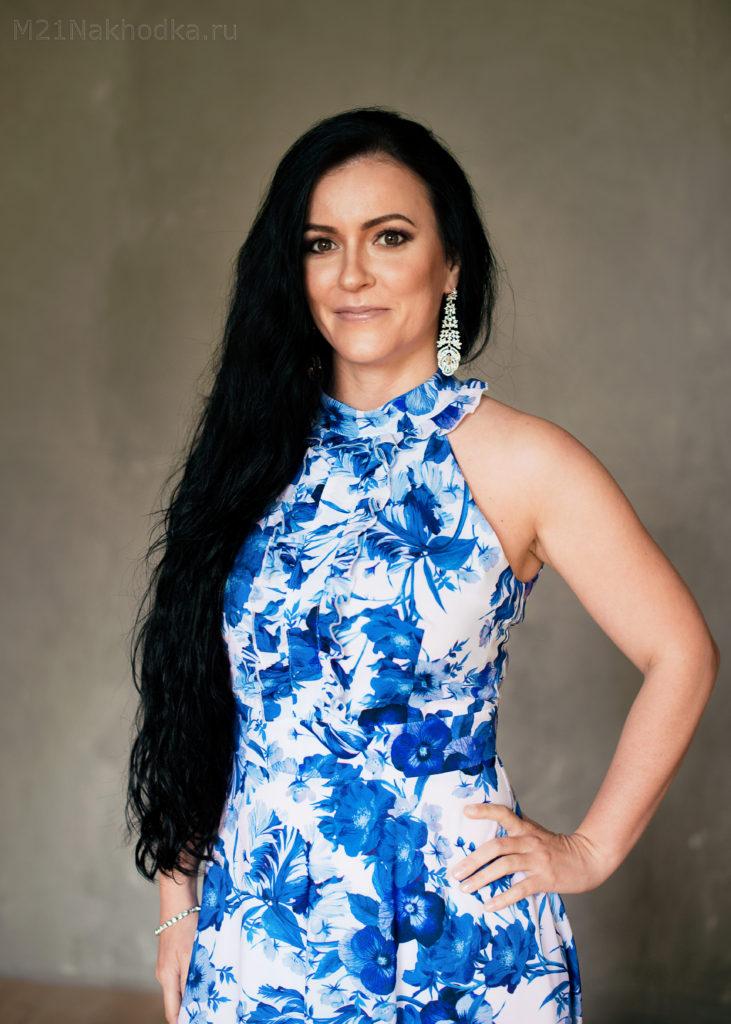 Вероника БУСЛЕНКО, модель, фото 02