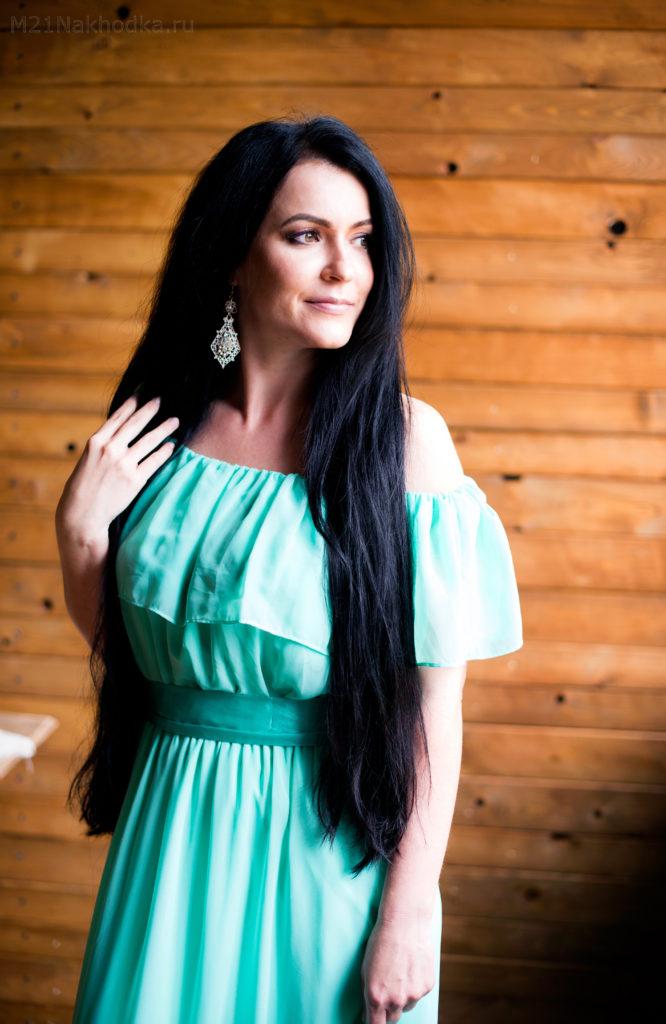 Вероника БУСЛЕНКО, модель, фото 08