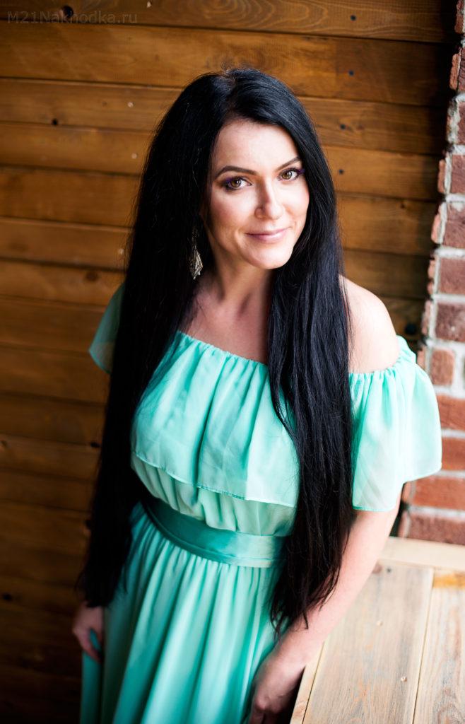 Вероника БУСЛЕНКО, модель, фото 09
