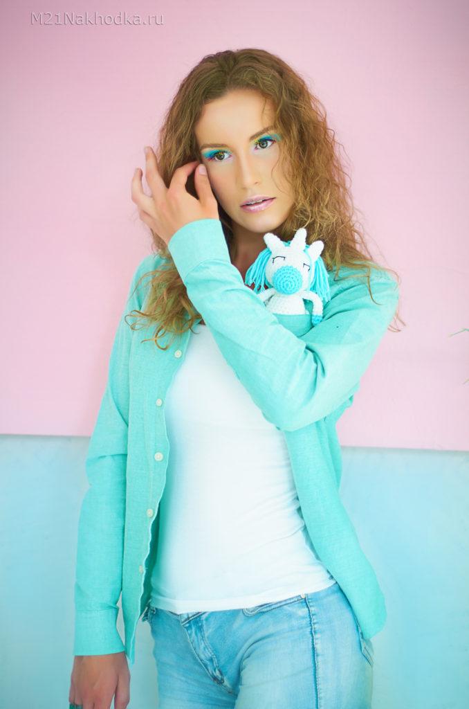 Анна ПОПОВА, модель, фото 3