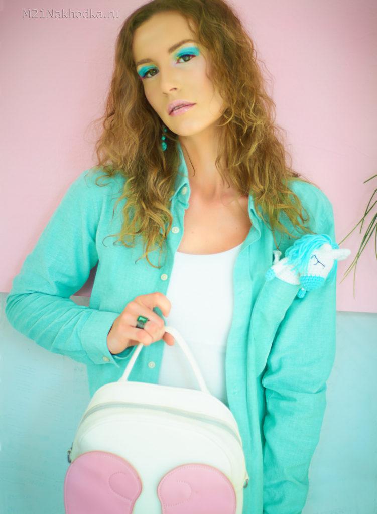 Анна ПОПОВА, модель, фото 4