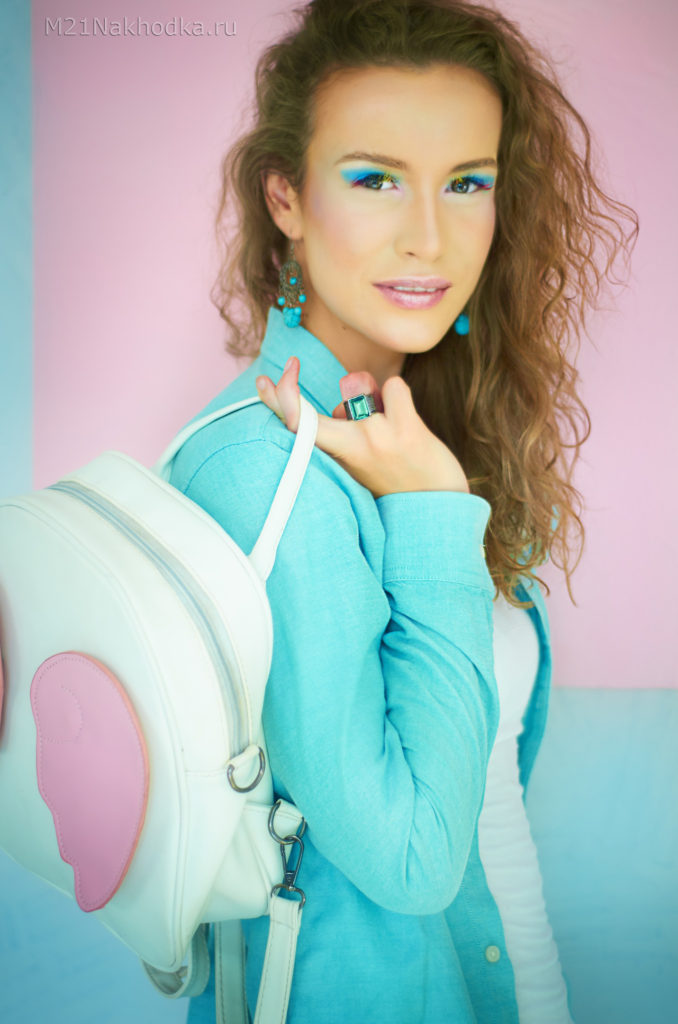 Анна ПОПОВА, модель, фото 6