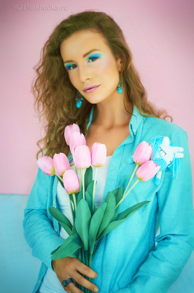 Анна ПОПОВА, модель, фото 7
