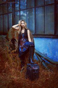 Яна МОРОЗ, модель, фото 01