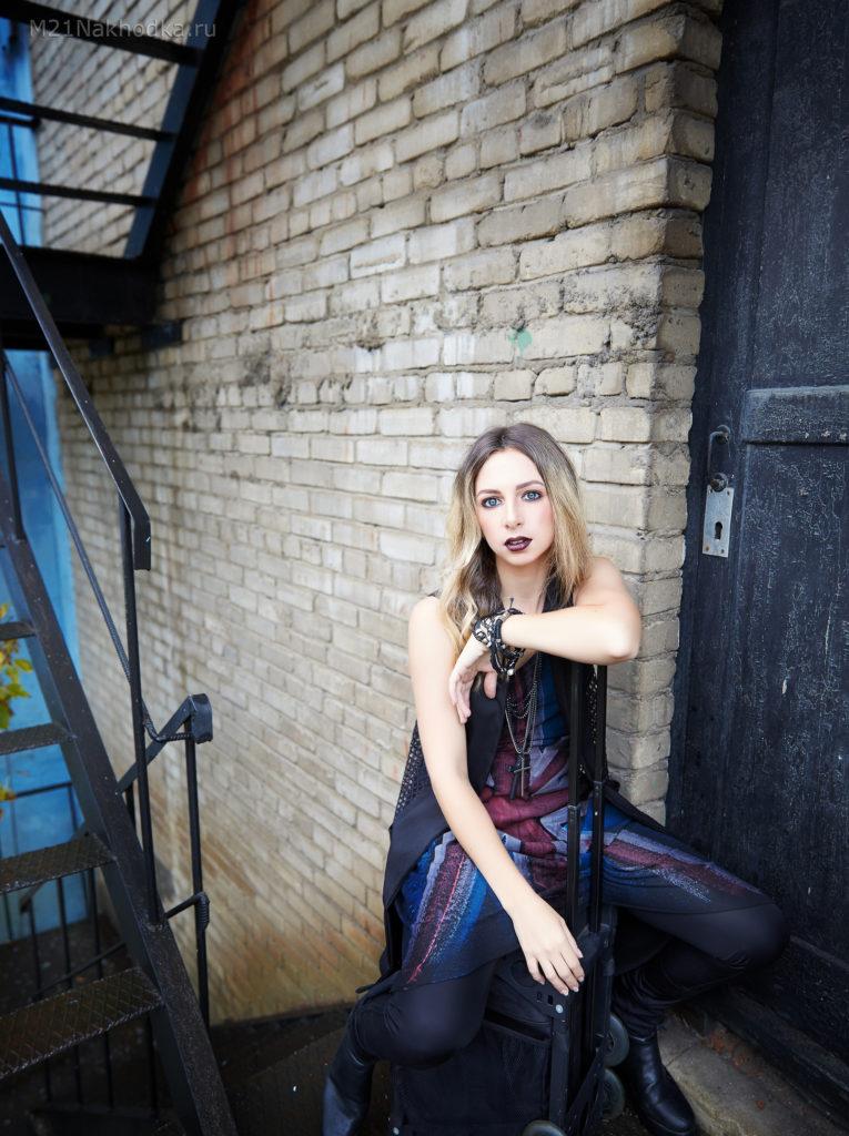 Яна МОРОЗ, модель, фото 04