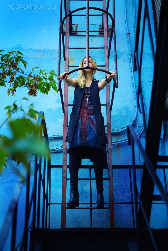 Яна МОРОЗ, модель, фото 06