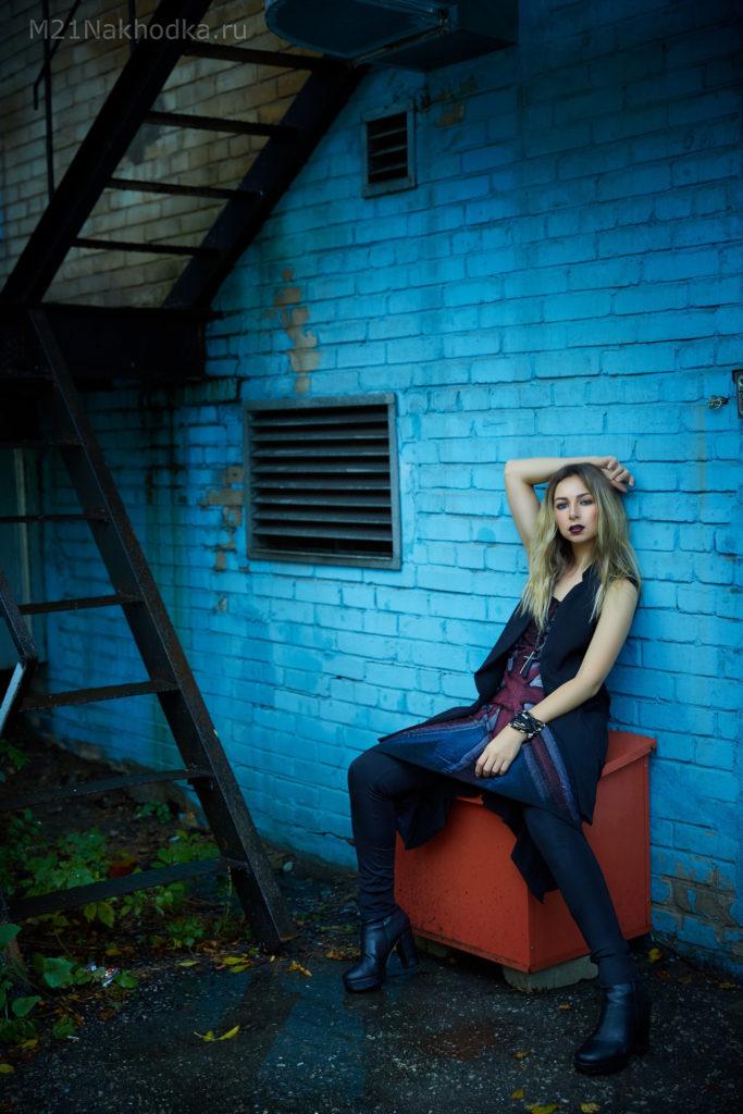 Яна МОРОЗ, модель, фото 08