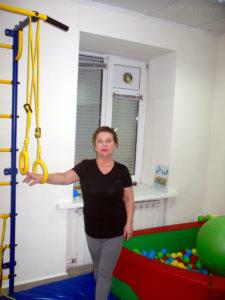 Ирина ЕФРЕМОВА, тренажёры, фото 1