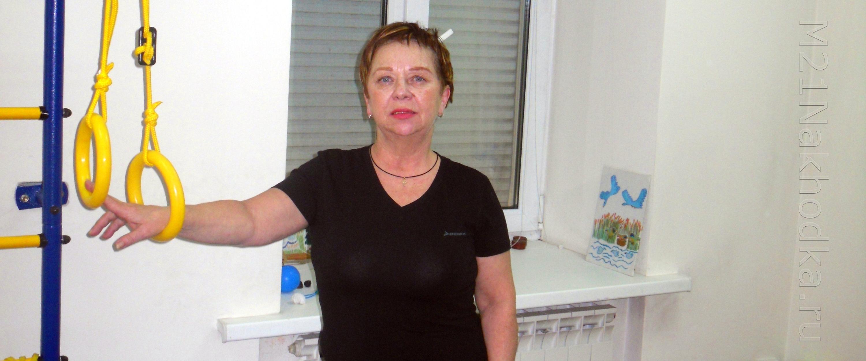 Ирина ЕФРЕМОВА, тренажёры, thumb