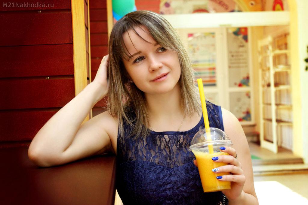 Анастасия КОСИЦЫНА, модель, фото 01