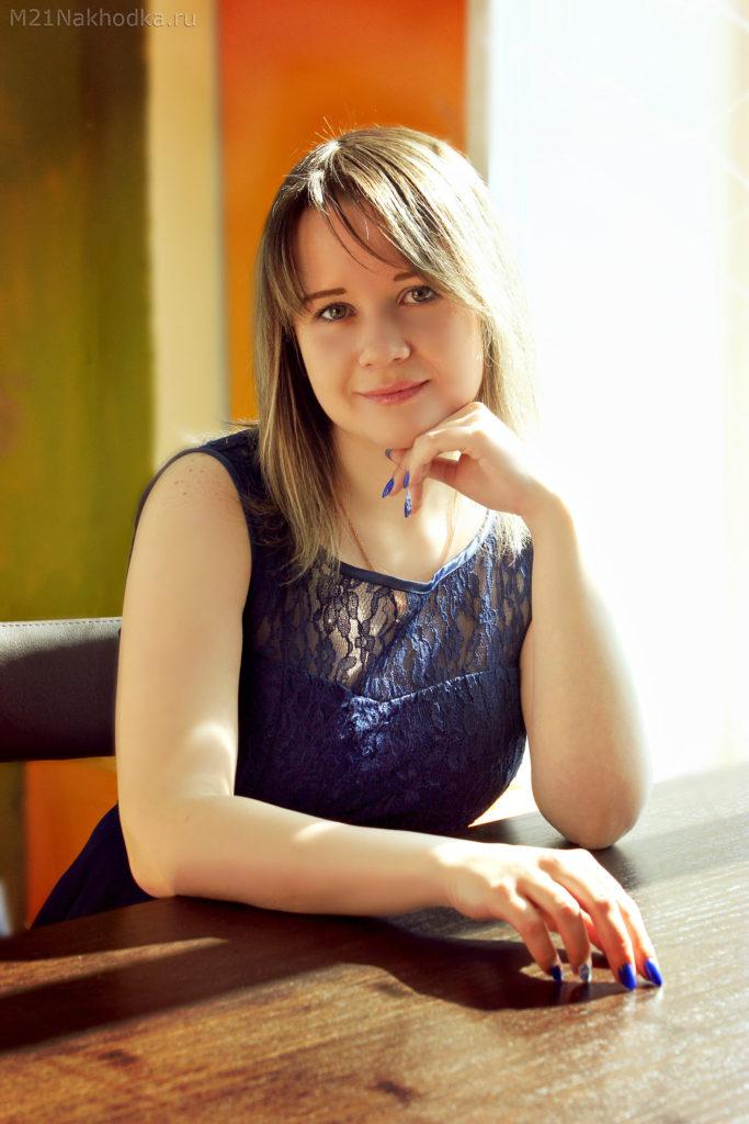 Анастасия КОСИЦЫНА, модель, фото 02