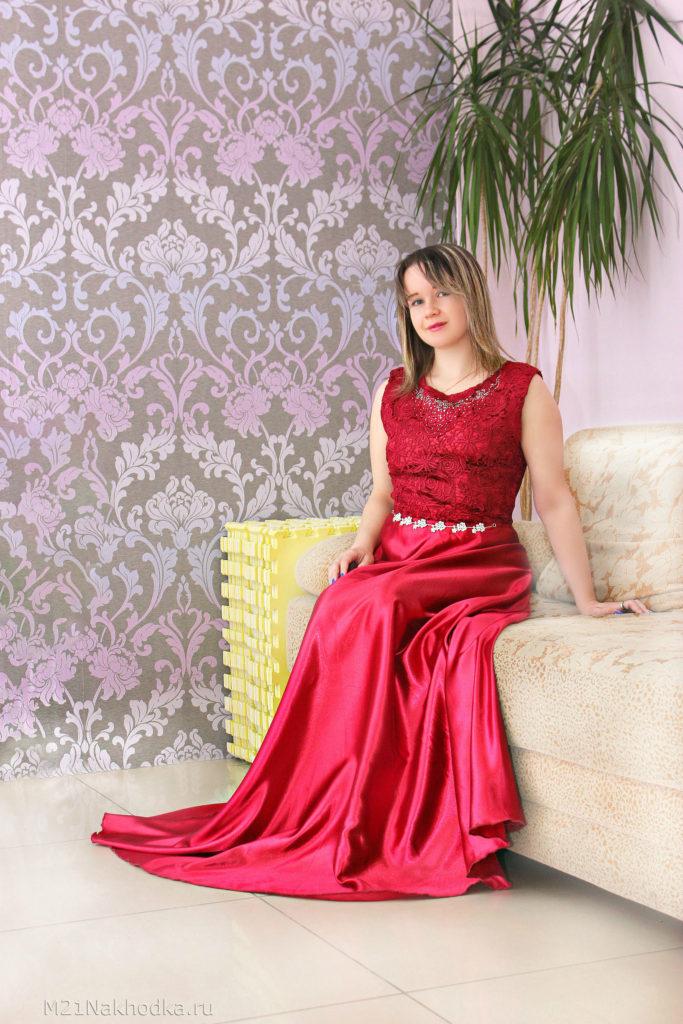 Анастасия КОСИЦЫНА, модель, фото 08