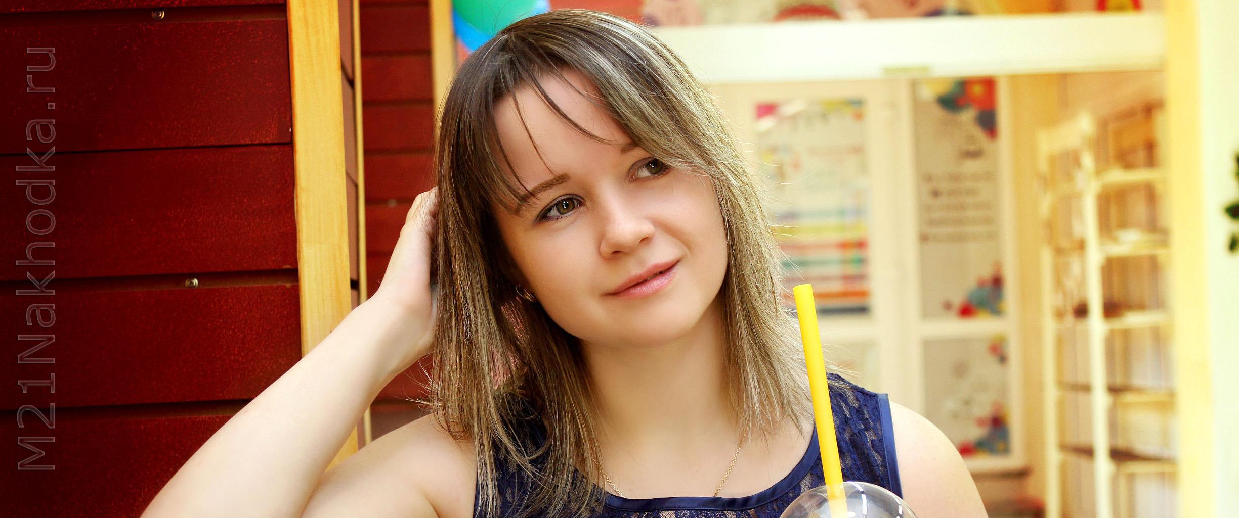 Анастасия КОСИЦЫНА, модель, thumb