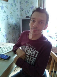 Егор Скрико,. админ, команда «М 21»
