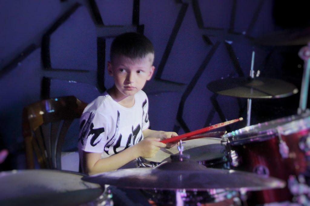 Юное поколение любит группу «Кино», фото 4