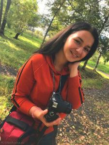 Лидия Гроховицкая, фотограф, команда «М 21»