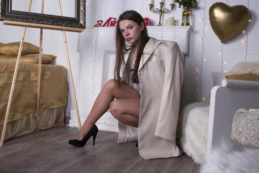 Майя СЕДЯКИНА, модель, фото 1