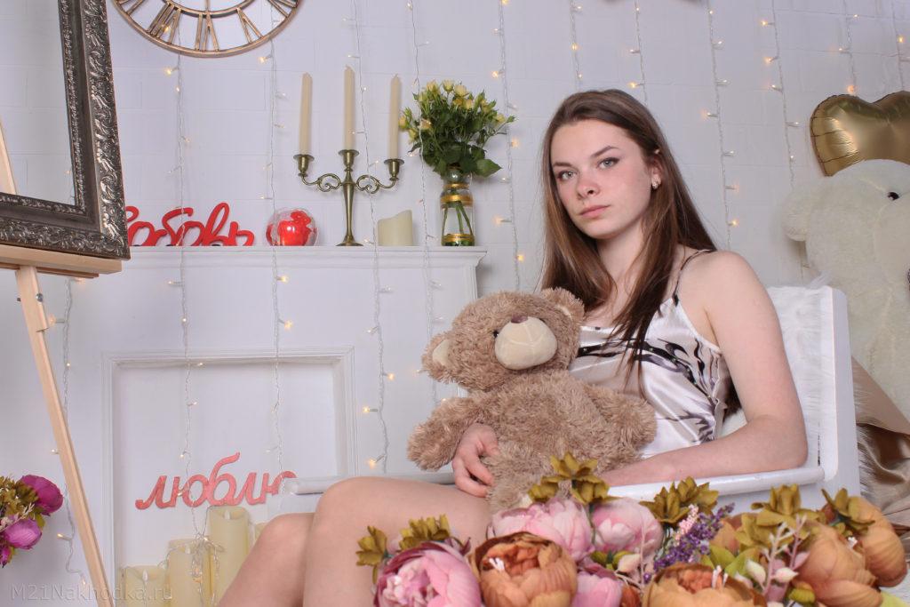 Майя СЕДЯКИНА, модель, фото 3
