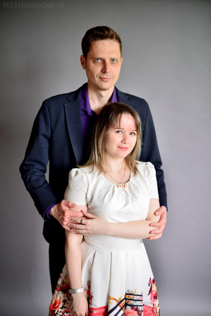Сергей и Анастасия, пара, фото 09