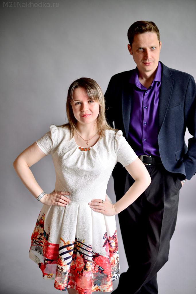 Сергей и Анастасия, пара, фото 10