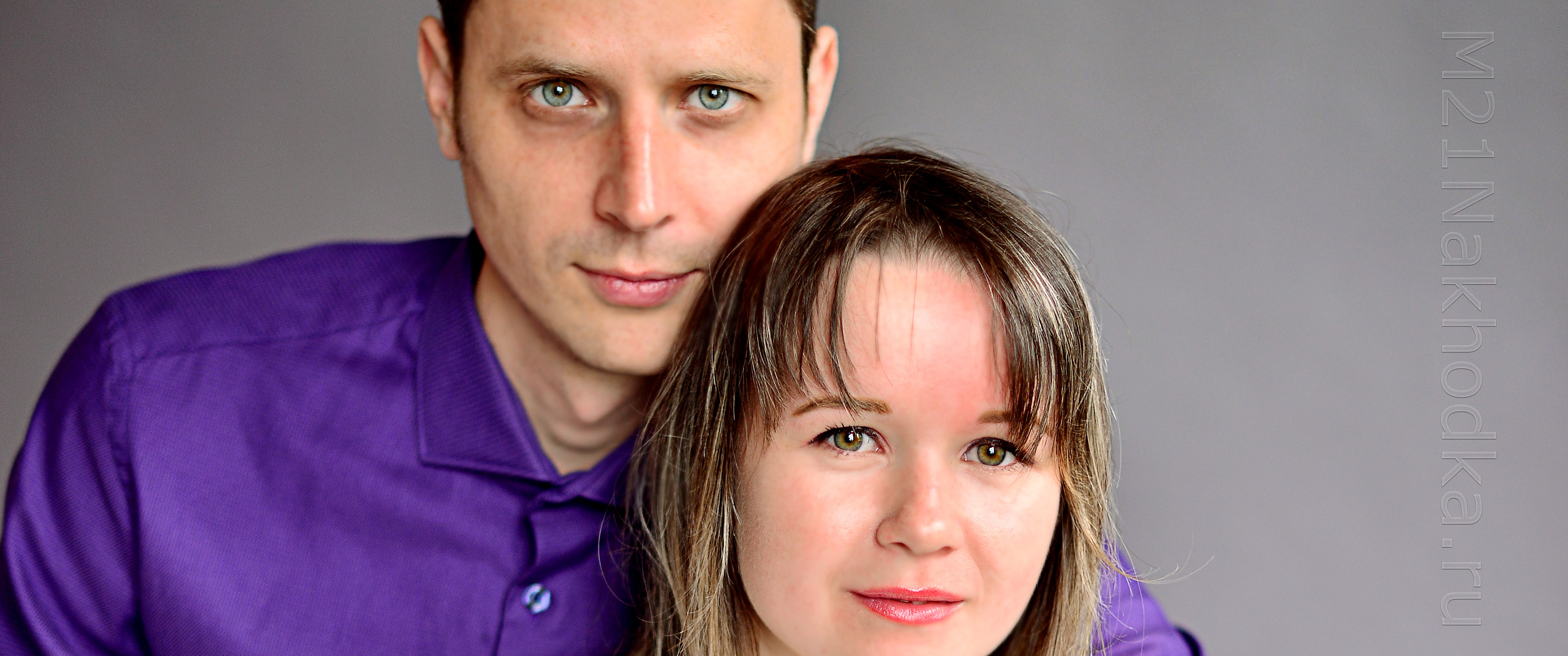 Сергей и Анастасия, пара, thumb