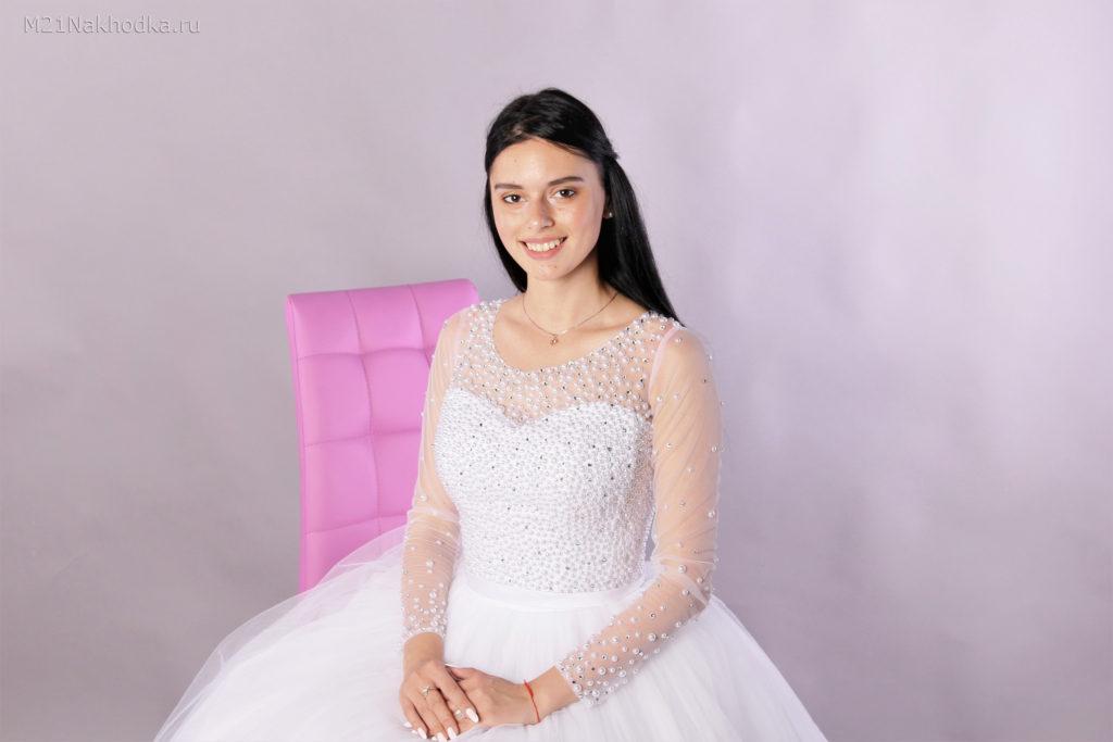 Модель августа 2019, Оксана КАЗАКОВА, фото 01