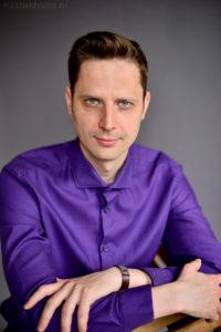 Сергей Плясов, журналист, главный редактор