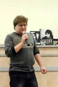 Виталий КАЛГИН, Цой, Кино, фото 2