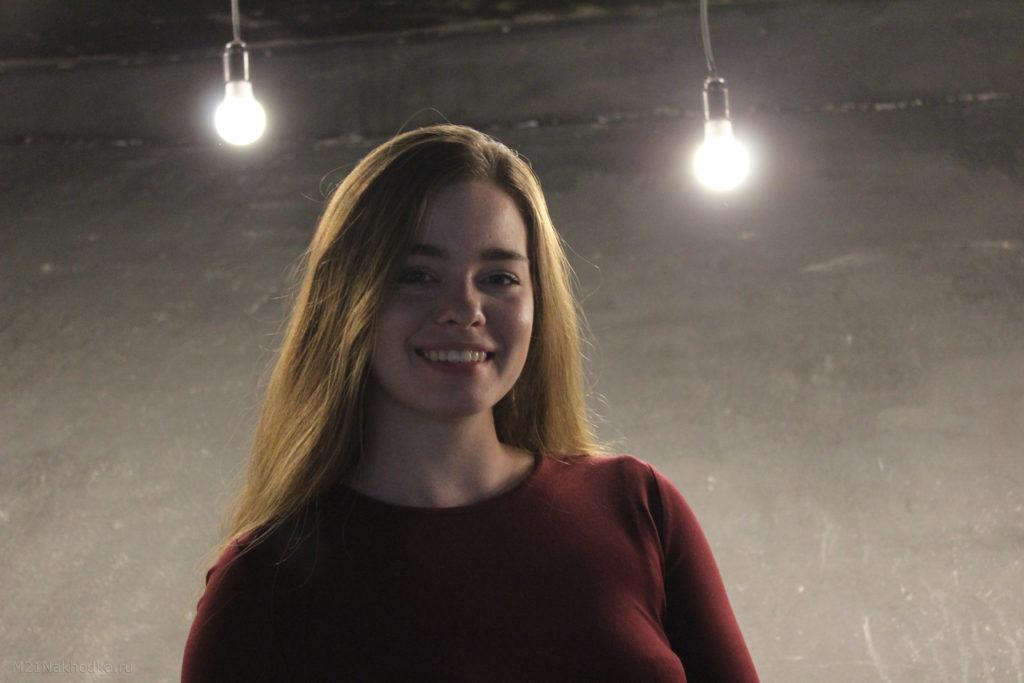 Елизавета ЧЕРНЫХ, модель, фото 1