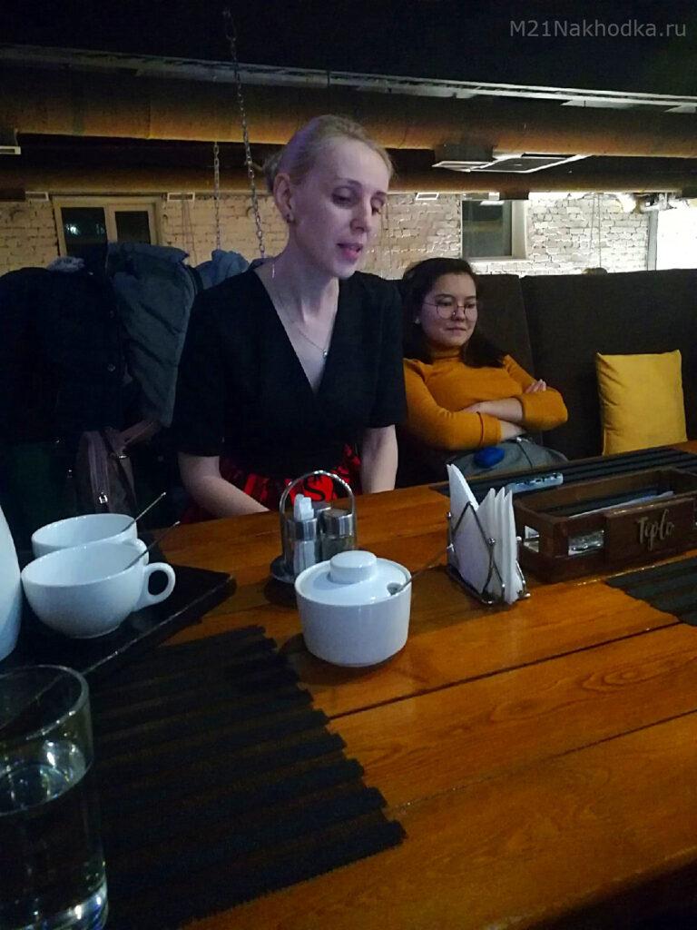 Отчёт о Квартирнике, Тепло, фото 2